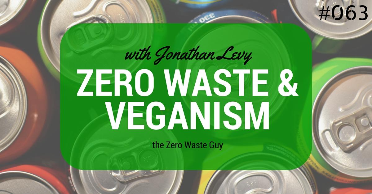 Zero Waste with Jonathan Levy