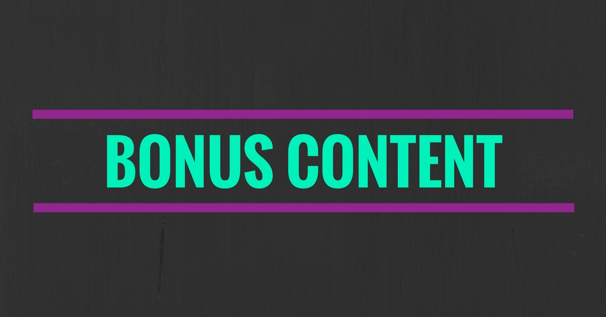 vwpa bonus content